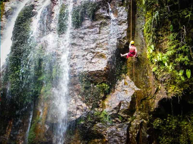 Santuario Natural Cuetzalan